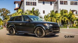 Land Rover Range Rover Sport by Startech and TAG Motorsports 2017 года