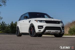 Land Rover Range Rover Sport on Vossen Wheels (CG-203) 2017 года