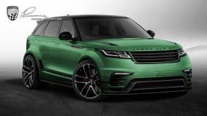 Land Rover Range Rover Velar CLR GT Limited Edition by Lumma Design 2017 года