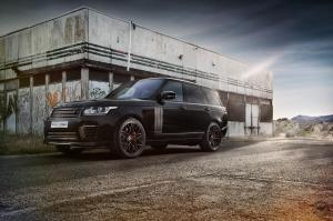 Land Rover Range Rover by Urban Automotive on Vossen Wheels (UV-1) 2017 года