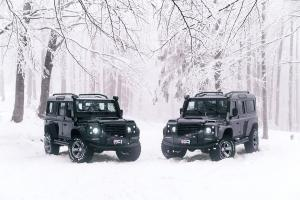 Land Rover Defender 110 by Ares Design