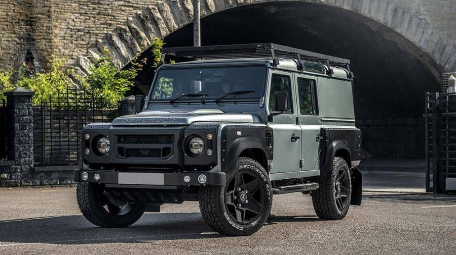 Land Rover Defender 2.2 TDCI 110 Utility Wagon by Project Kahn
