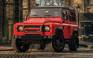 Land Rover Defender 90 End Edition by Project Kahn '2018
