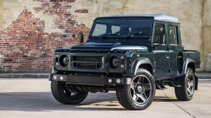 2018 Land Rover Defender Aintree Green by Project Kahn