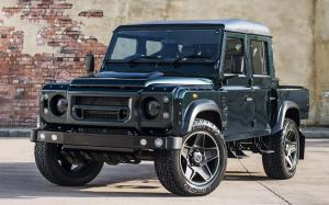 Land Rover Defender Aintree Green by Project Kahn '2018