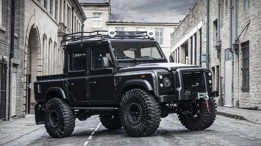 Land Rover Defender Big Foot by Project Kahn