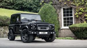 2018 Land Rover Defender Flying Huntsman by Project Kahn