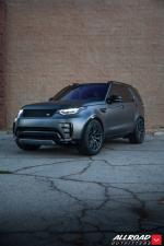 Land Rover Discovery HSE Si6 Dynamic Design Pack on Vossen Wheels (HF-2) 2018 года