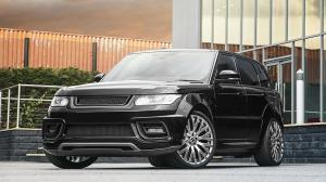 Land Rover Range Rover 4.4 Autobiography Pace Car by Project Kahn