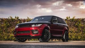 Land Rover Range Rover Autobiography Pace Car by Project Kahn