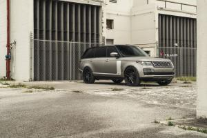 Land Rover Range Rover Autobiography by MC Customs on Velos Wheels (VLS07) 2018 года
