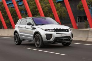 2018 Land Rover Range Rover Evoque HSE Si4 Dynamic Black Design Pack