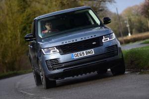 Land Rover Range Rover P400e Vogue