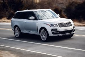Land Rover Range Rover SV Coupe 2018 года