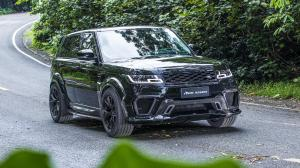 2018 Land Rover Range Rover Sport Autobiography PLR610RS by ASPEC
