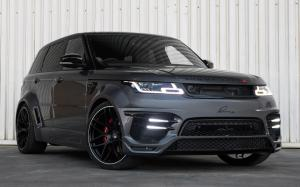 Land Rover Range Rover Sport CLR RS by Lumma Design 2018 года