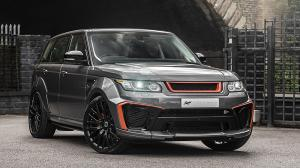 Land Rover Range Rover Sport SVR Pace Car by Project Kahn 2018 года