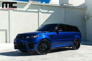 Land Rover Range Rover Sport SVR by MC Customs