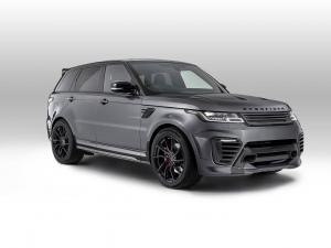 2018 Land Rover Range Rover Sport SVR by Overfinch