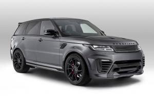 Land Rover Range Rover Sport SVR by Overfinch 2018 года