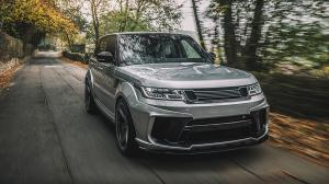 2018 Land Rover Range Rover Sport SVR by Project Kahn