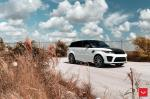 Land Rover Range Rover Sport SVR on Vossen Wheels (HF-2) 2018 года