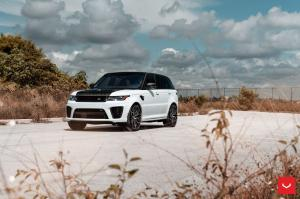 2018 Land Rover Range Rover Sport SVR on Vossen Wheels (HF-2)