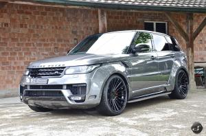 2018 Land Rover Range Rover Sport Widebody by DS Automobile