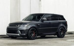 Land Rover Range Rover Sport by MC Customs on Avant Garde Wheels 2018 года