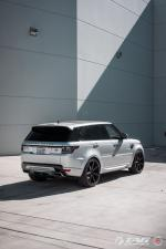 Land Rover Range Rover Sport by TAG Motorsports on Vossen Wheels (GNS-2) 2018 года