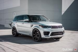 2018 Land Rover Range Rover Sport by TAG Motorsports on Vossen Wheels (GNS-2)
