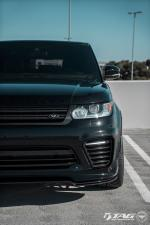 Land Rover Range Rover Sport by TAG Motorsports on Vossen Wheels (UV-1) 2018 года