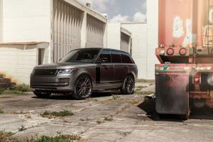 Land Rover Range Rover Sport on ADV.1 Wheels (ADV7.0 M.V1) 2018 года