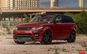 Land Rover Range Rover Sport on Vossen Wheels (HF-1) 2018 года
