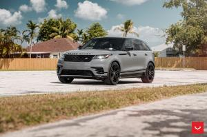 2018 Land Rover Range Rover Velar P380 SE on Vossen Wheels (HF-1)