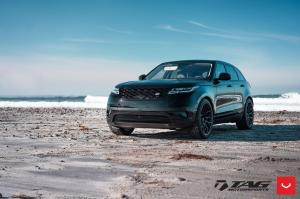 Land Rover Range Rover Velar by TAG Motorsports on Vossen Wheels (HF-2) 2018 года