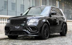 2018 Land Rover Range Rover Vogue Aspen by ONYX Concept