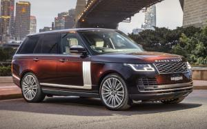 Land Rover Range Rover Vogue P400