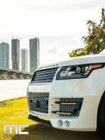 Land Rover Range Rover Wide Body by Lumma Design and MC Customs 2018 года