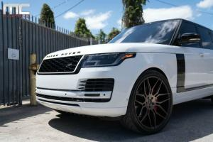 Land Rover Range Rover by MC Customs