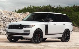 Land Rover Range Rover on Vossen Wheels (HF-2) 2018 года