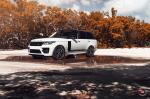 Land Rover Range Rover on Vossen Wheels (M-X3) 2018 года