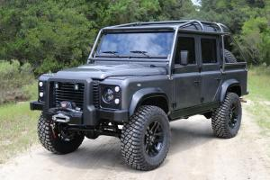 2019 Land Rover Defender 110 Crew Cab by HIMALAYA