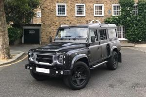 Land Rover Defender 110 End Edition by Project Kahn 2019 года