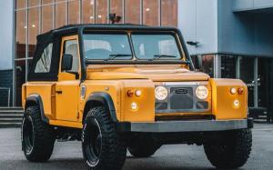 Land Rover Defender 90 Homage II Edition by Project Kahn 2019 года