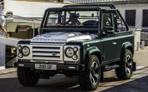 2019 Land Rover Defender 90 by Overfinch