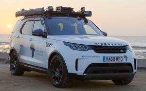 Land Rover Discovery Mobile Malaria Project 2019 года