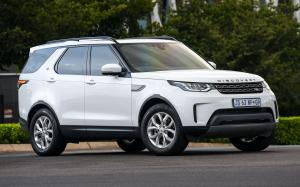 Land Rover Discovery SE Sd4 Value Package 2019 года (ZA)