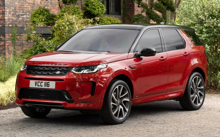 2019 Land Rover Discovery Sport D180 HSE R-Dynamic (WW)