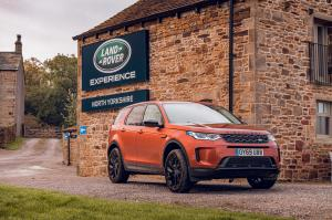 2019 Land Rover Discovery Sport D180 SE